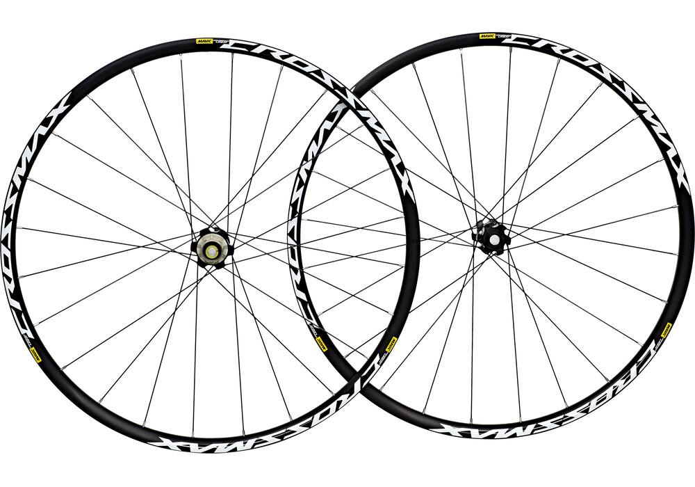 Mavic Crossmax Light hjul 29 Boost svart - till fenomenalt pris på Bikester